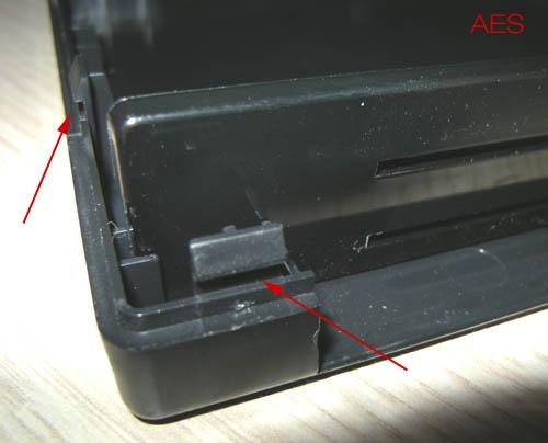 [WIP] conversion Neo Geo MVS vers AES Aes-demontage-tetonszoom